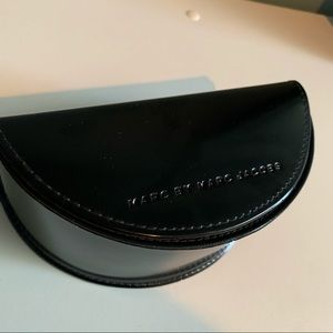 Marc by Marc Jacobs Black Sunglass Case